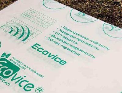 Picture of Монолитный поликарбонат Ecovice (10мм).Резка в размер!